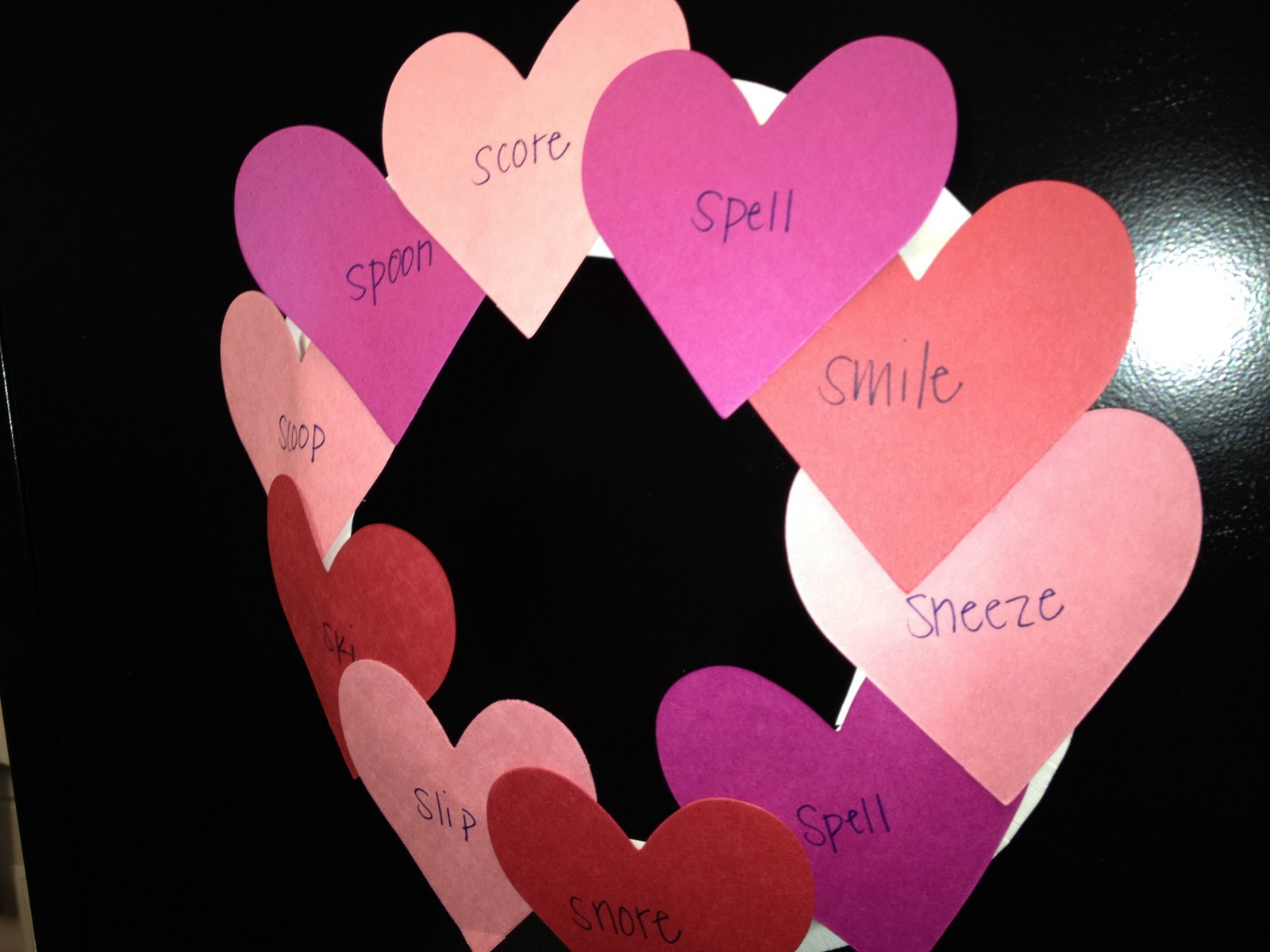 valentines day in the speech room speech room news