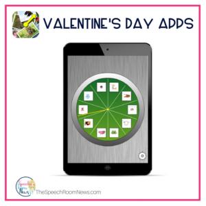 Valentine's Day Spinner App