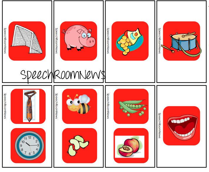 Candy Land Phonology Speech Room News