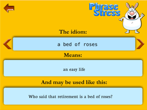 Phrase Stress App Review Giveaway Speech Room News