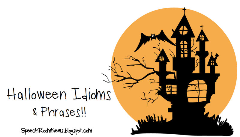 halloween sequencing causeeffect idioms freebie - Halloween Sequences