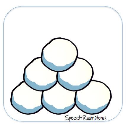 Pile Of Snowballs Print All