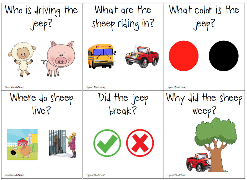 1000 Images About Speech Therapy Cars On Pinterest