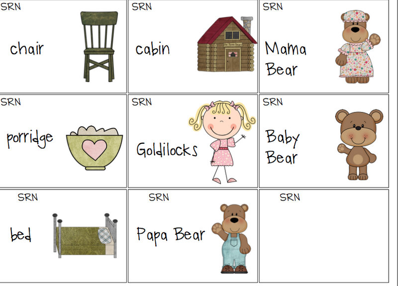 Rhyming/Vocab: Use the following pictures to identify vocabulary or ...
