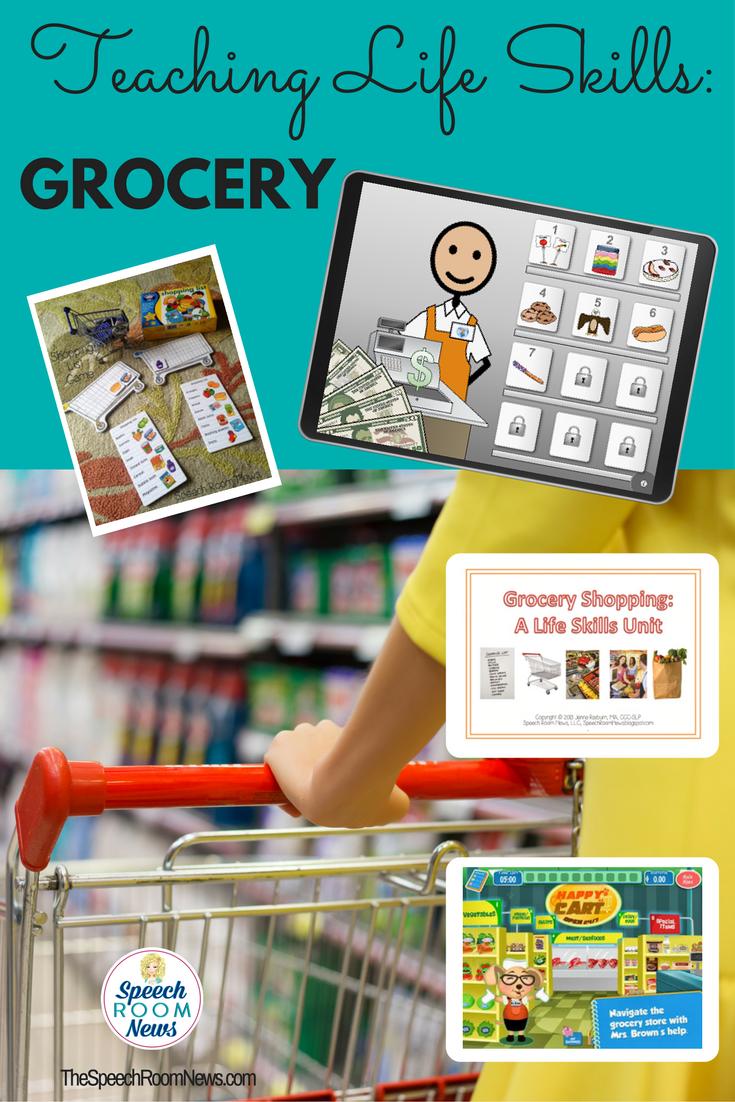 Life Skills: Grocery