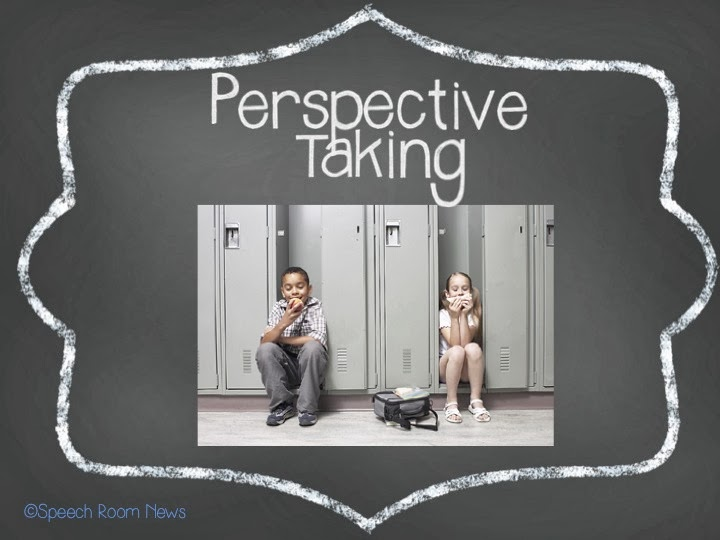 Perspective Taking on Preschool Worksheets Therapy