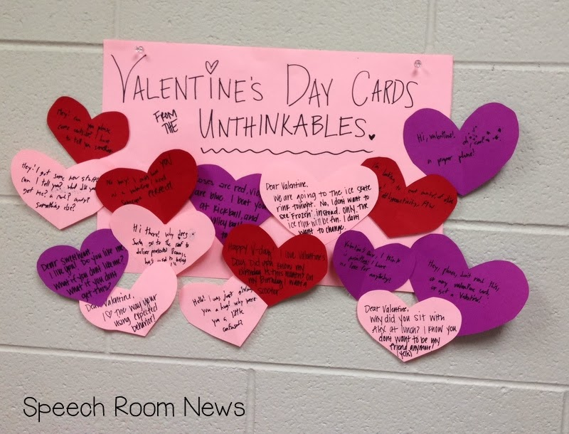 social thinking valentines day