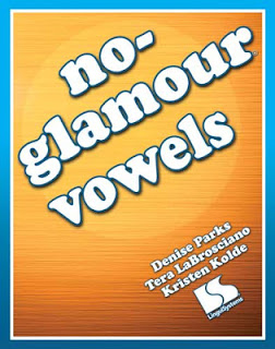 No-Glamour Vowels {review & giveaway}