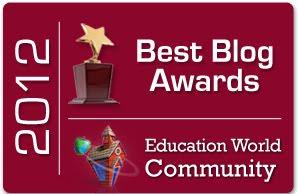 2012 EW Blog Awards