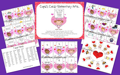 Cupid's Cards: Articulation Game