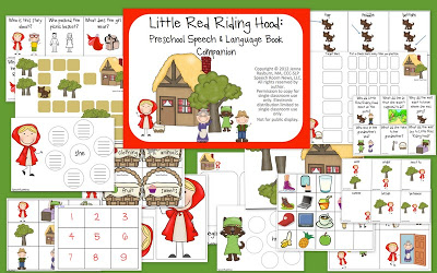 Little Red Riding Hood: Book Companion