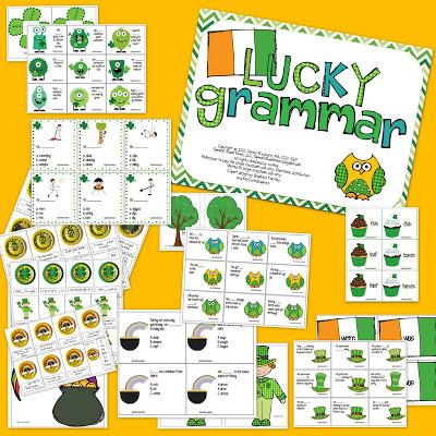Lucky Grammar