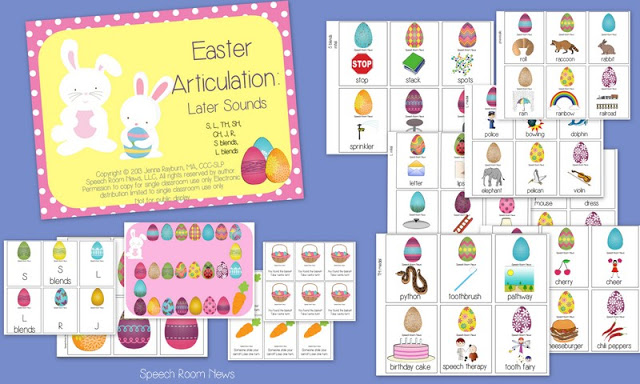 Easter Artic {freebie included}