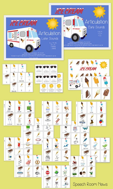 Ice Cream Articulation (with giveaway)