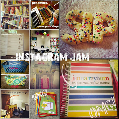Instagram Jam {one}