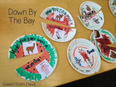 Down By the Bay Crafts