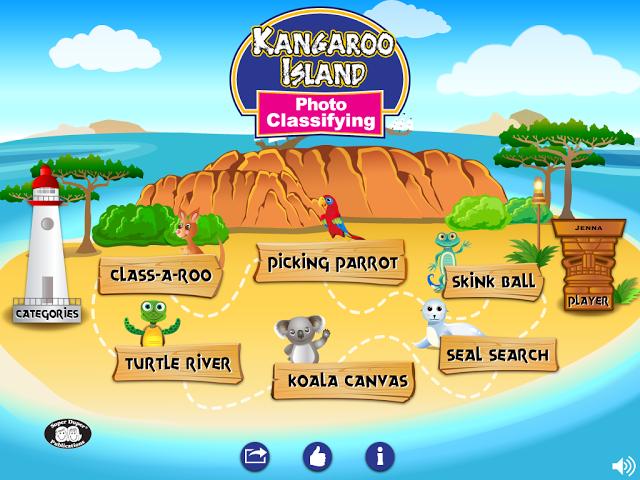 Kangaroo Island Photo Classifying {app review}