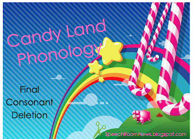 Candy Land Phonology