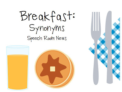 Yum-o! Breakfast Games {Freebie Included}