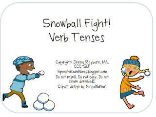 Snowball Verb Sort