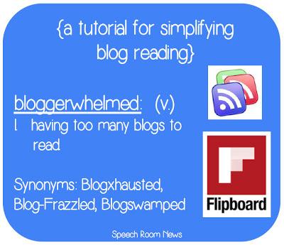 Flipboard {a reasonable way to read blogs!}