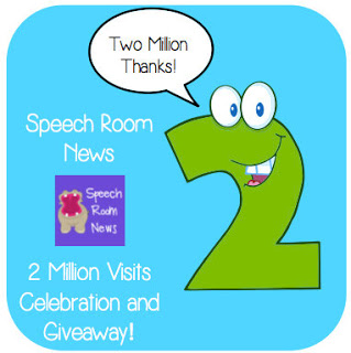 Two Million {a giveaway}