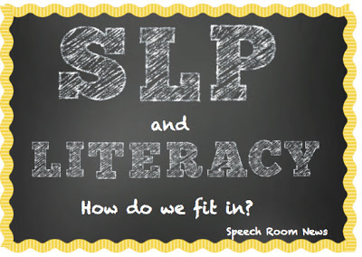 SLPs and Literacy