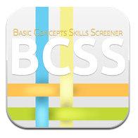 Basic Concepts Skills Screener {App Review & Giveaway}