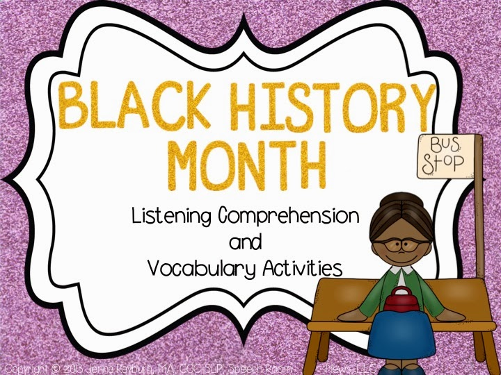 Black History Month {with freebie}