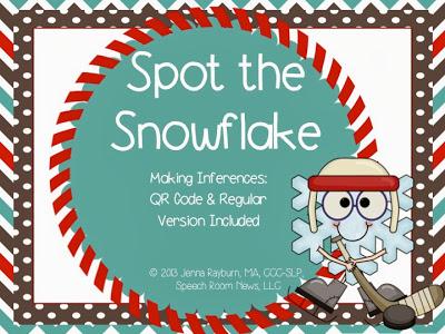 Spot the Snowflake