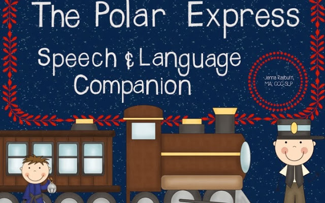 Polar Express Book Unit