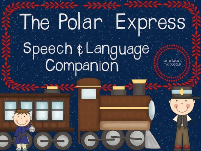 Polar Express Book Unit