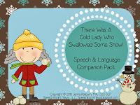 Winter Old Ladies