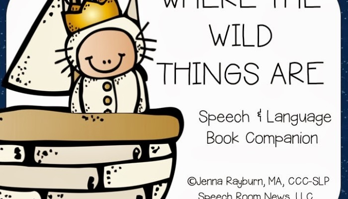 Where the WIld Things Are: Book Companion