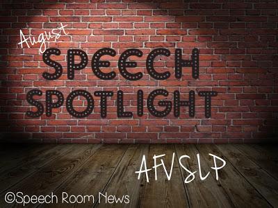 Speech Spotlight: AFV SLP