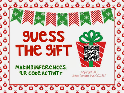 Guess the Gift: Inference Activity