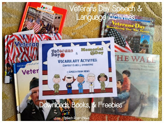 Veterans Day {downloads, books & freebies}