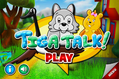 Tiga Talk App Review