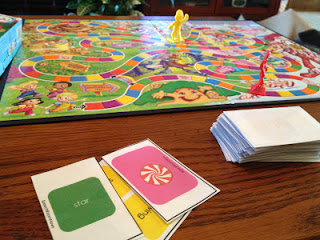 Candy Land Language