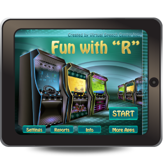 Fun with R {app review and giveaway}