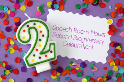 Two! A Blogiversary Celebration!