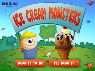 Ice Cream Monsters App Review