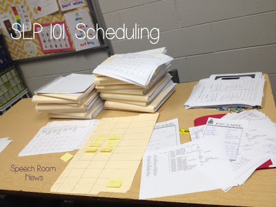 SLP 101: Scheduling