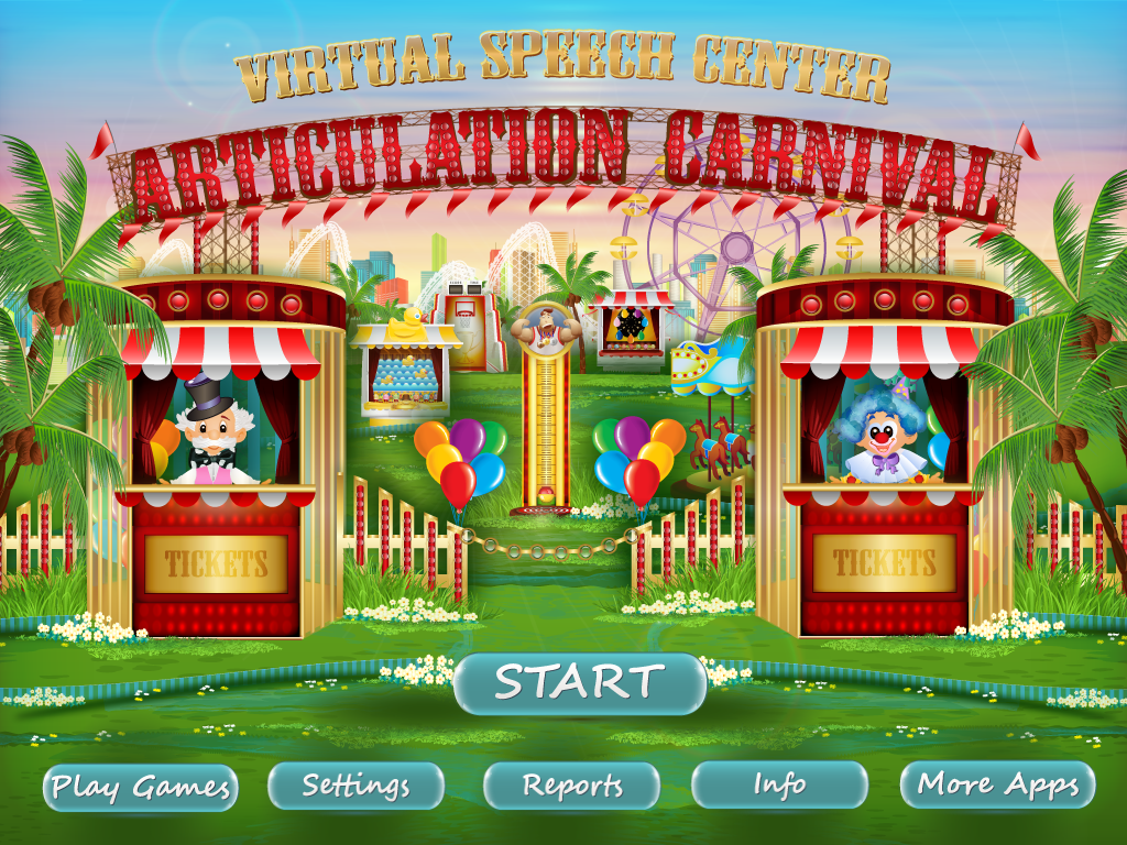 Articulation Carnival: App Review
