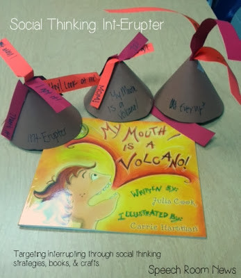 Int-Erupter {Social Thinking Activities}
