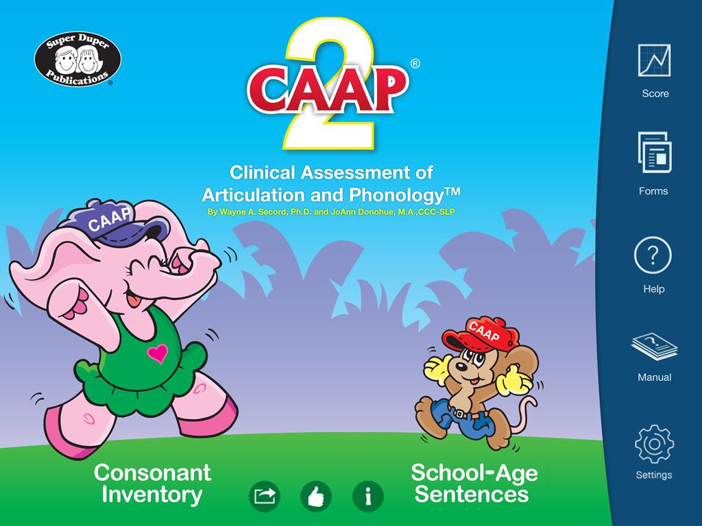 CAAP-2: App Review