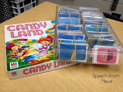 Candy Land Storage