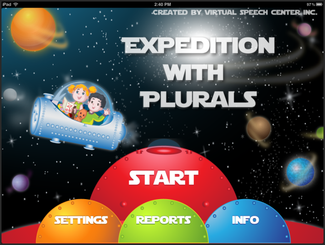 Expedition with Plurals App & Giveaway