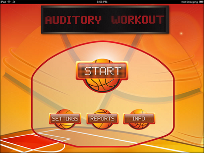 Auditory Workout App Review