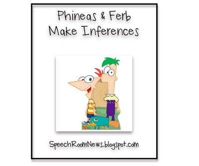 Phineas & Ferb Make Inferences